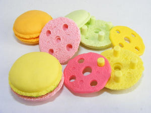 38012 FRENCH PASTRY erasers-60