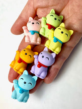 Load image into Gallery viewer, 380131 Maneki Cat Pastel colors-DISCONTINUED