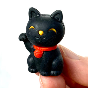38014 MANEKI WELCOME CAT ERASER-60