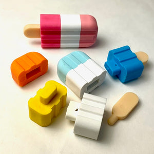 38019 IWAKO ICE CREAM BAR ERASERS-60