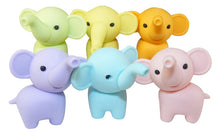 Load image into Gallery viewer, 380331 ELEPHANT ERASERS NEW PASTEL COLORS-30