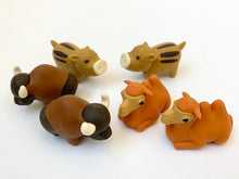 Load image into Gallery viewer, 38060 IWAKO SAVANNA ERASERS ANIMALS-60