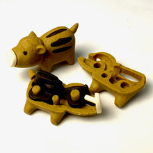 Load image into Gallery viewer, 38063 IWAKO WILD BABY BOAR ERASERS-60