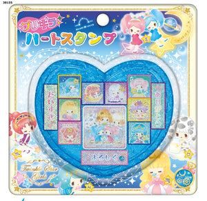 10082 Kamio TWINKLE STAR GIRL STAMP SET-1