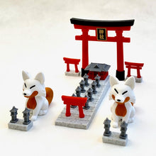 Load image into Gallery viewer, 38295 IWAKO FOX SHRINE ERASERS CARD-10 CARDS