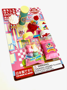382971 IWAKO CANDY SWEETS ERASER CARD-1
