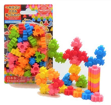 Load image into Gallery viewer, 383091 IWAKO HEXAGON PUZZLE ERASER CARDS-SINGLE