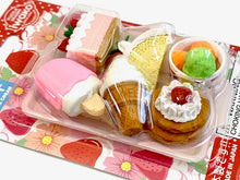 Load image into Gallery viewer, 38332 IWAKO DESSERT ERASER CARD-10 CARDS