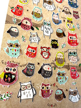 Load image into Gallery viewer, 40474 BUBO OWL STICKERS -12