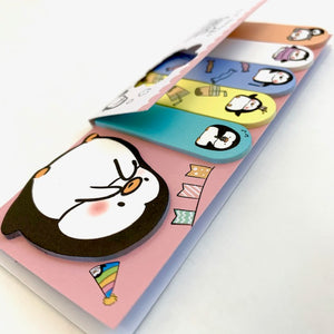50040 PENGUIN STICKY INDEX NOTES-10
