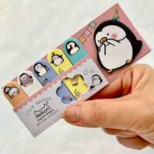 Load image into Gallery viewer, 50040 PENGUIN STICKY INDEX NOTES-10