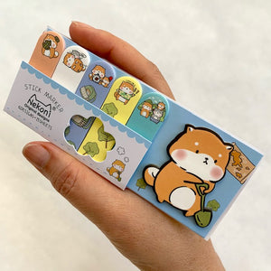 50041 CORGI STICKY INDEX NOTES-10