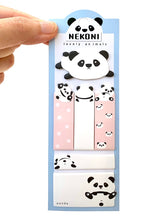 Load image into Gallery viewer, 50064 PANDA STICKY NOTES SET-10