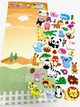 Load image into Gallery viewer, 50279 WILD PUFFY STICKER-10