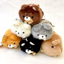 Load image into Gallery viewer, 63015 DOG PLUSH KEY CHARM-DISCONTINUED