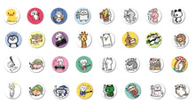 Load image into Gallery viewer, 66305 GUITER CAT BADGE-12