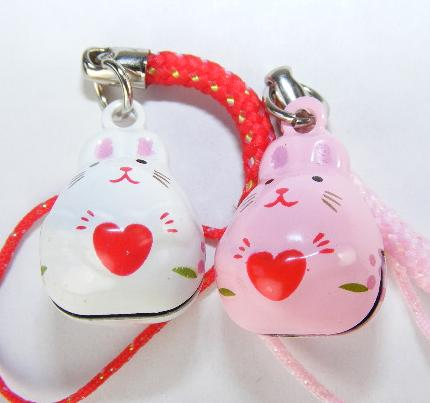 70560 RABBIT HEART BELL-10