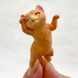 70706 15 CAT FIGURINES-DISCONTINUED