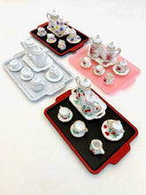 Load image into Gallery viewer, 70815 TEA SET CAPSULE-8