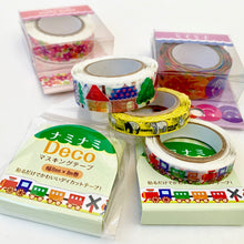 Load image into Gallery viewer, 71071 JAPANESE WASHI TAPES - 20 ASSORTED DESIGNS
