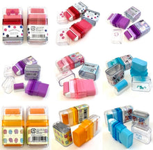 Load image into Gallery viewer, 71400 KAMIO ROLLER SCENTED ERASER - 12 assorted pieces