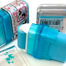 Load image into Gallery viewer, 71405 KAMIO ROLLER SCENTED ERASER-BLUE-SUGARY RIBBON-10 pieces