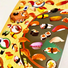 Load image into Gallery viewer, 74934 SUSHI FLAT STICKERS-10