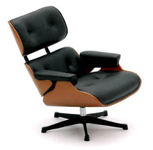 Load image into Gallery viewer, 75120 Lounge Chair-1 piece-Black. No ottoman-1 chair
