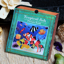 Load image into Gallery viewer, 75927 Tropical Fish 70 stickers in a bag-10