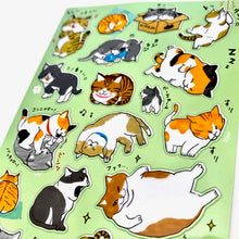 Load image into Gallery viewer, 78283 Cat Sticker-Discontinued