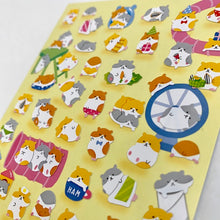 Load image into Gallery viewer, 78884 HAMSTER FLAT STICKERS-10