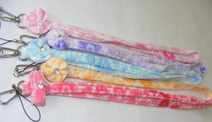 80066 SOFT PUFFY DIAMOND LANYARD -10