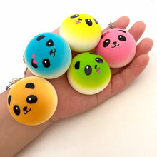 Load image into Gallery viewer, 83015 SQUISHY PANDA-Small-Assorted 1.75 inch-12