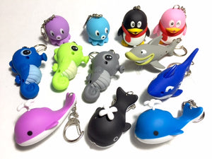 83047 Seaworld Flashlights Keyrings-12