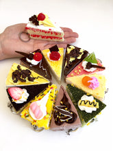Load image into Gallery viewer, 83067 SQUISHY SLICED CAKE-3 inch-12