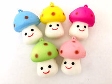 Load image into Gallery viewer, 83135 MUSHROOM SQUISHY-slow-2 inch-10