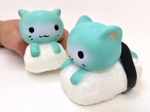 83183 SUSHI CAT SQUISHY-slowrise-3.75 inch-6