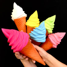 Load image into Gallery viewer, 83224 JUMBO ICE CREAM CONE SQUISHY-slowrise soft-11.25 inch-6
