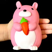 Load image into Gallery viewer, 83273 PINK RABBIT SQUISHY-6