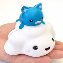 Load image into Gallery viewer, 83272 CAT ON CLOUD SQUISHY-6