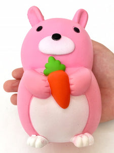 83273 PINK RABBIT SQUISHY-6