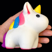 Load image into Gallery viewer, 83277 LARGE UNICORN SQUISHY-10