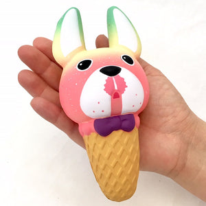 83282 DOG ICE CREAM SQUISHY-6