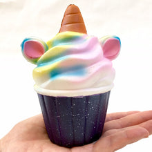 Load image into Gallery viewer, 83292 UNICORN CUPCAKE SQUISHY-6
