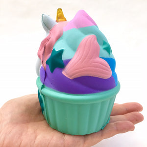 83295 UNICORN MERMAID CAKE SQUISHY-6