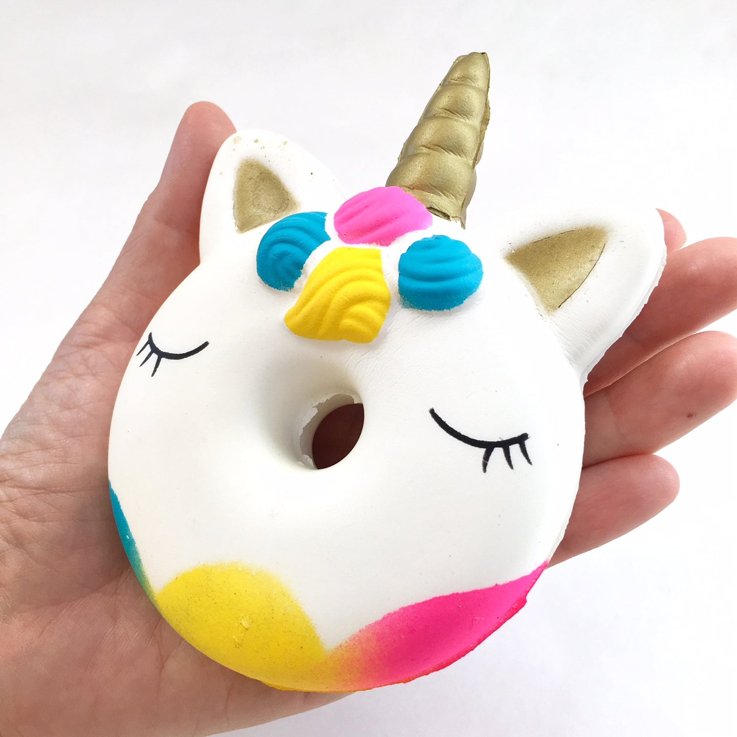 83299 UNICORN DONUT SQUISHY-10