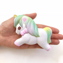 Load image into Gallery viewer, 83300 SMALL PASTEL UNICORN SQUISHY-10