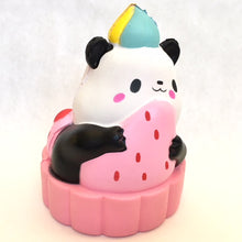 Load image into Gallery viewer, 83306 PANDA DESSERT SQUISHY-slow soft-6