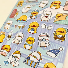 Load image into Gallery viewer, 85032 DUCK FLAT STICKERS-10