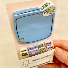 Load image into Gallery viewer, 85159 CAT POOL STICKY NOTEPAD-10